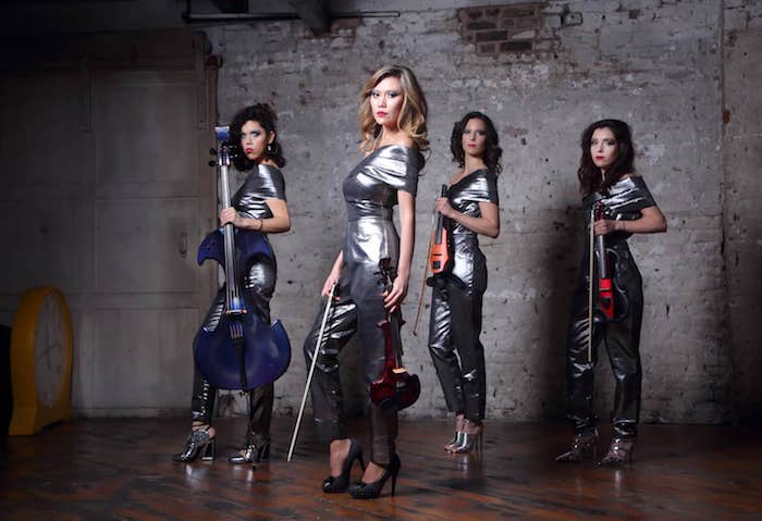 Popular Corporate Entertainment | Top UK Electric String Acts