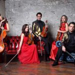 Top UK String Quartet | Available in Cheshire, Oxfordshire & Cambridge