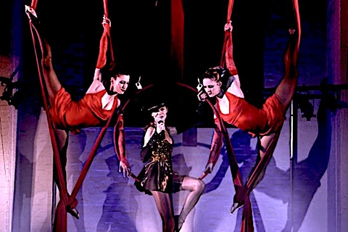 Circus Acts & Performers for Hire | Hire Aerialists & Acrobats