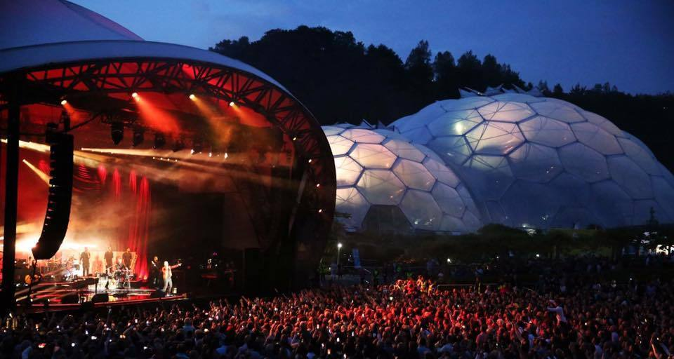 Elastic Lounge Acts Booked for the Eden Project