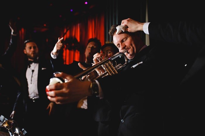 Hire Jazz and Swing Big Bands | Big Bands for Hire | Elastic Lounge