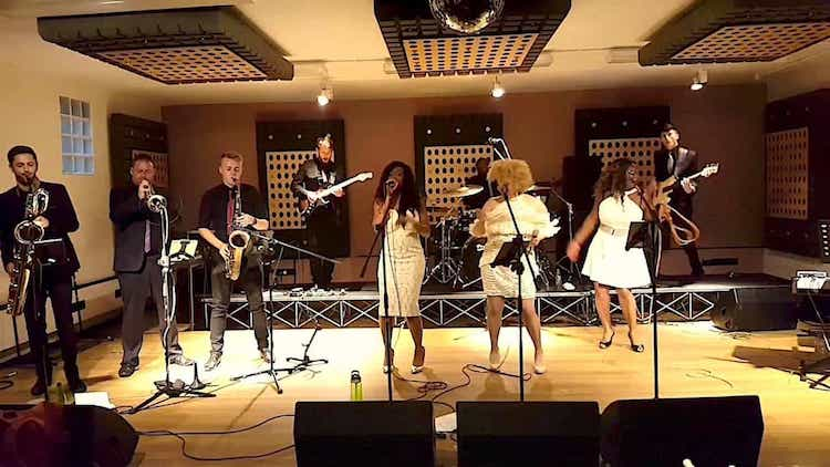 Motown Gold - The Ultimate Motown Bands for Weddings, Parties & More | Top Uk Soul Bands
