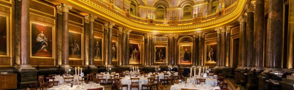 Venue of the Week: Drapers' Hall | London Events Venue | Elastic Lounge