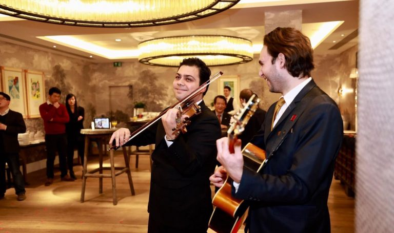 Swing Gitane | Jazz Bands with Violin for Wedding and Events