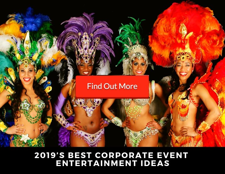 2019's Best Corporate Event Entertainment Ideas - Link- Elastic Lounge