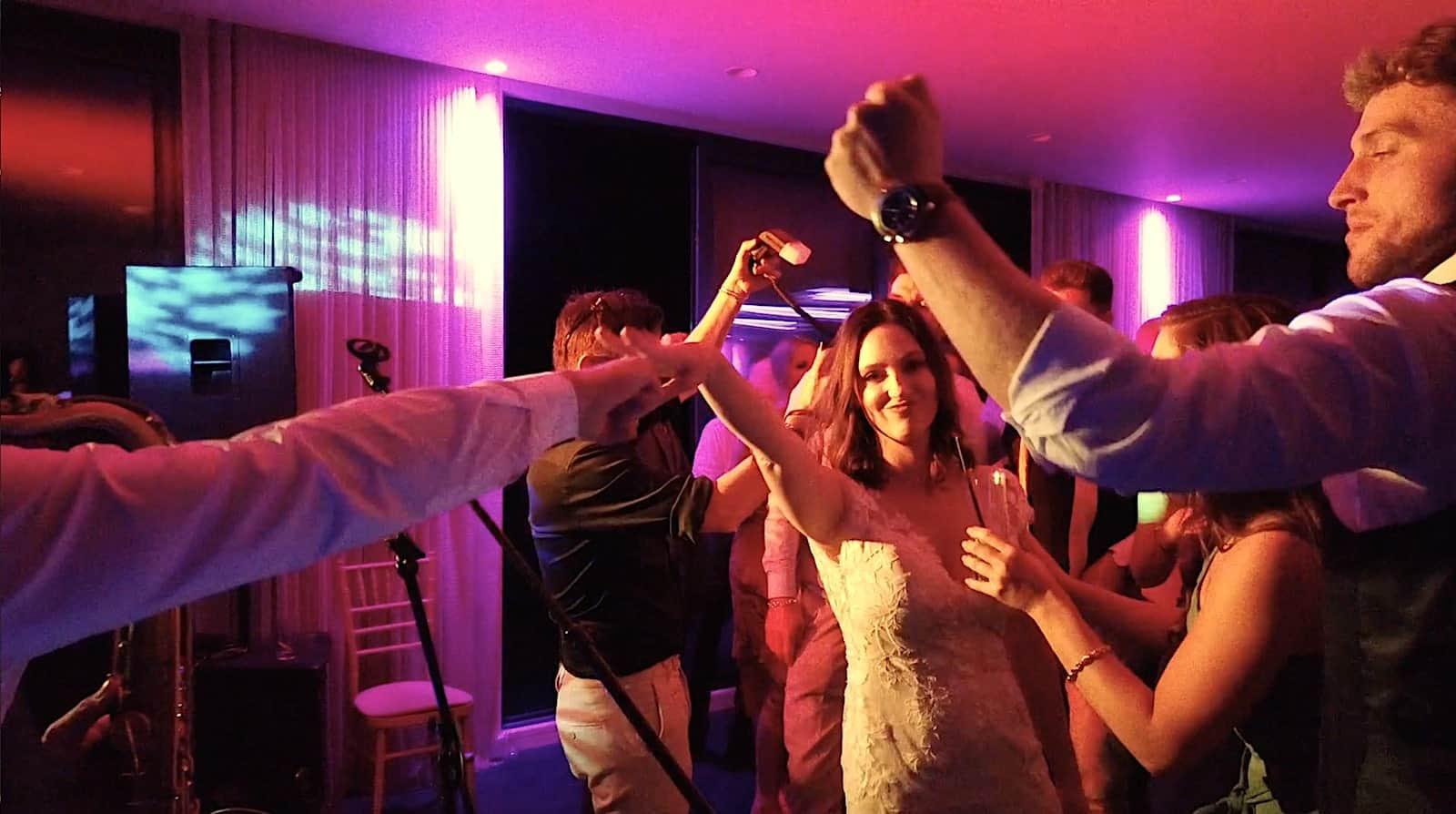 Wedding DJ and Saxophone