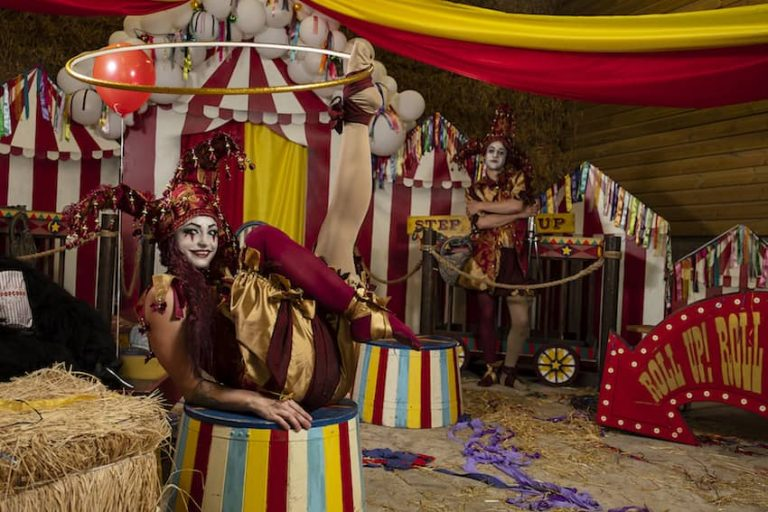 Circus Acts & Performers for Hire - JESTERS