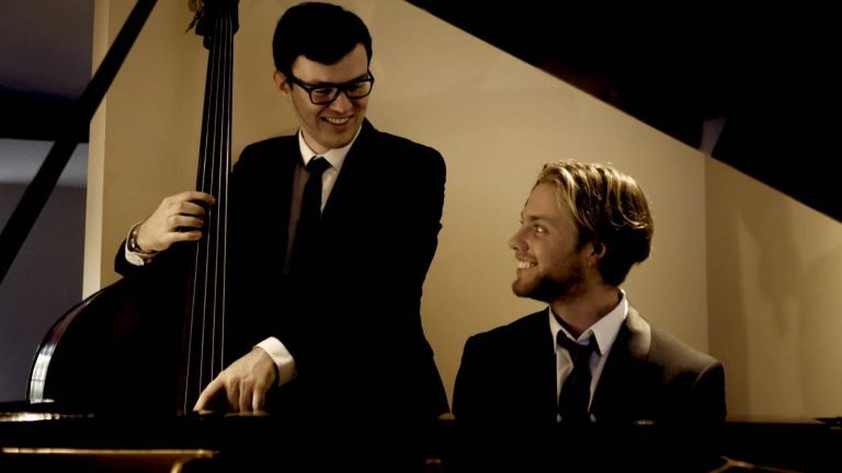 London Jazz Duo Hire - All That Jazz - Elastic Lounge Entertainment