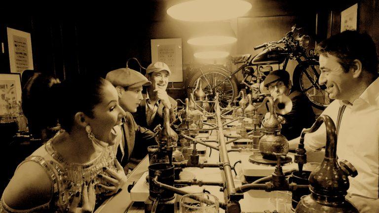 PEAKY BLINDERS BAND HIRE | 1920's PEAKY BLINDERS BAND - Elastic Lounge Entertainment